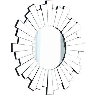 Everly Quinn Levita Accent Mirror