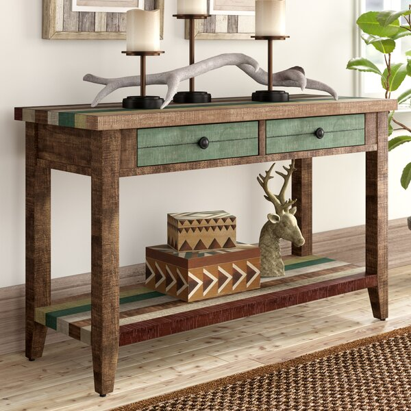 Review Guadalupe Ridge Console Table
