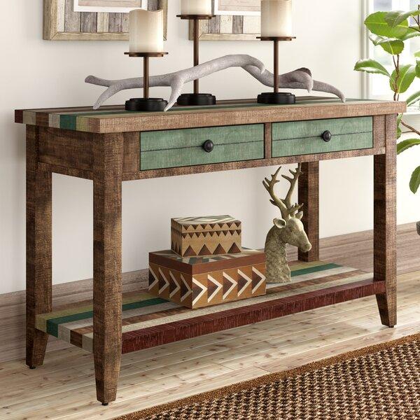Price Sale Guadalupe Ridge Console Table