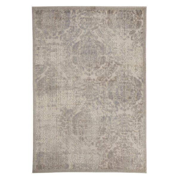 Caille Cream Area Rug by One Allium Way