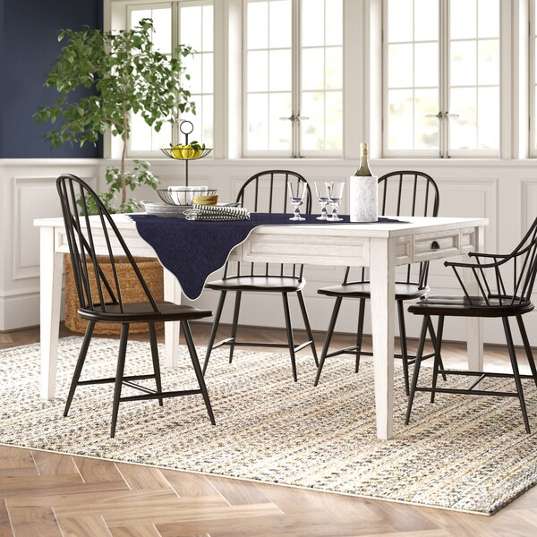 Duclos Extendable Dining Table by Highland Dunes Highland Dunes
