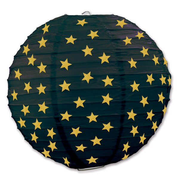 Awards Night Star Paper Lantern by The Party Aisle