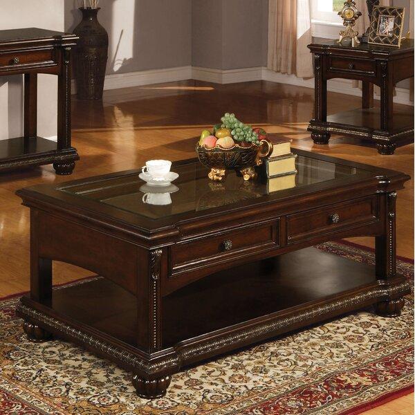 Wentz Coffee Table With Storage By Astoria Grand