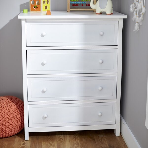 Tuscany Elite 4 Drawer Chest by Sorelle