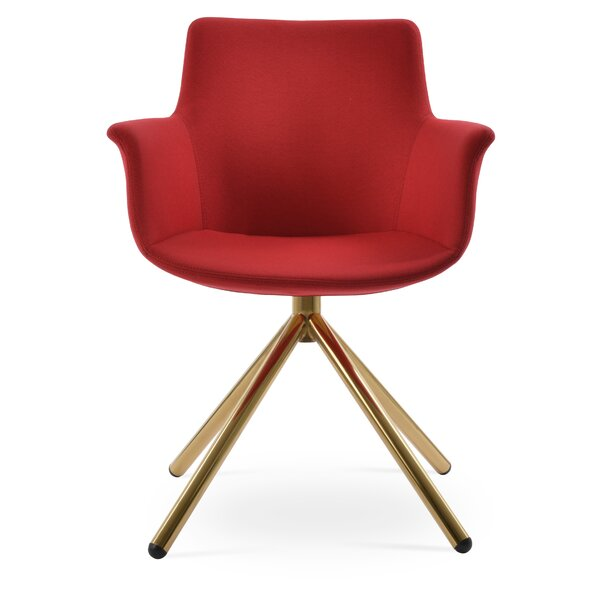 Bottega Stick Armchair by sohoConcept