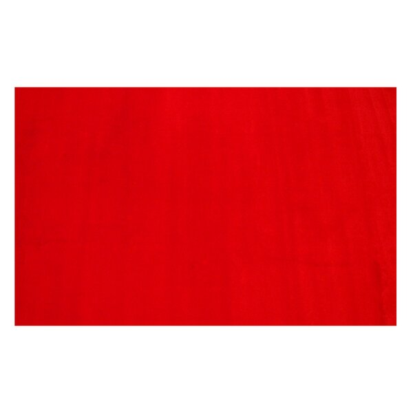LA Kids Red Area Rug by Fun Rugs