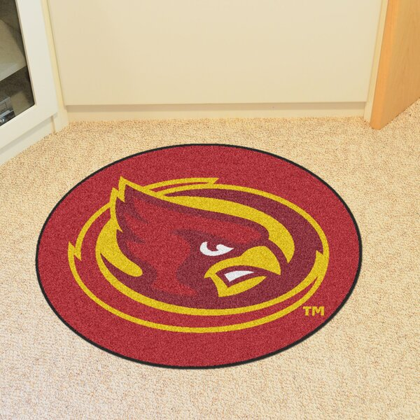 NCAA Iowa State University Mascot Mat by FANMATS