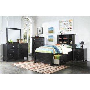 Everman Mate's & Captain's Configurable Bedroom Set by Harriet Bee