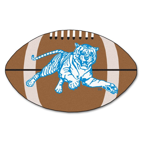 NCAA Jackson State University Football Doormat by FANMATS