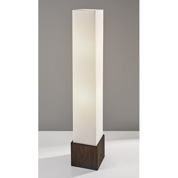 Swope 50 Column Floor Lamp by Bay Isle Home