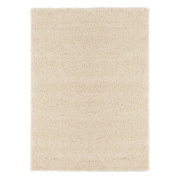 Cream Area Rug by Berrnour Home
