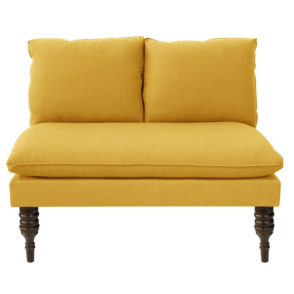 Cielito Loveseat by Charlton Home