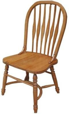 Harlow Solid Wood Windsor Back Side Chair By Chelsea Home