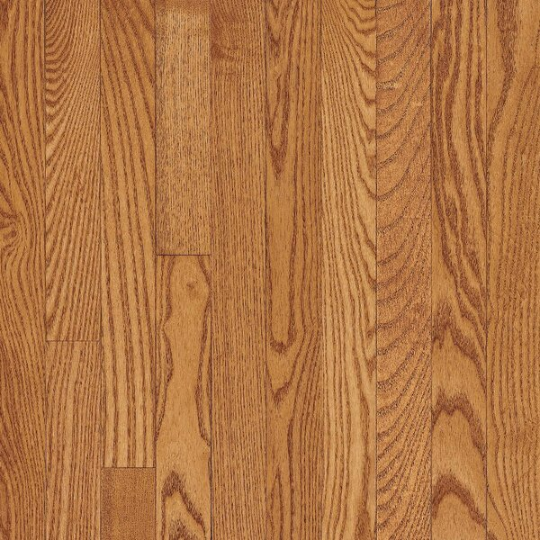 Manchester 2.25 Solid Oak Hardwood Flooring in Honey by Bruce Flooring