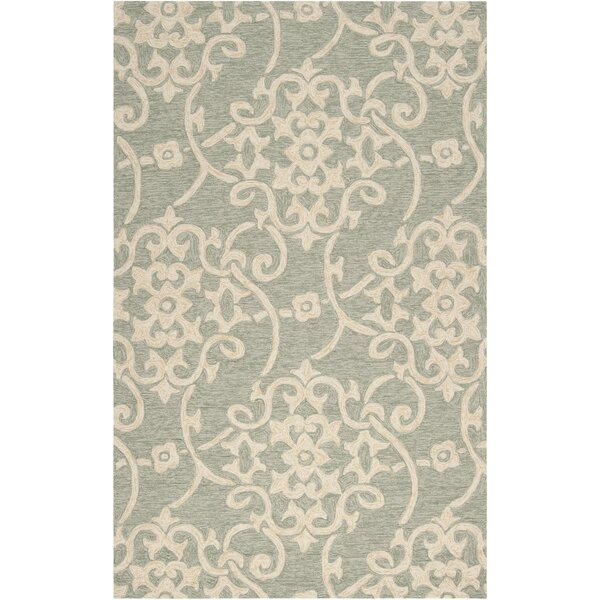 Emmeline Hand-Woven Indoor/Outdoor Area Rug by Birch Lane™