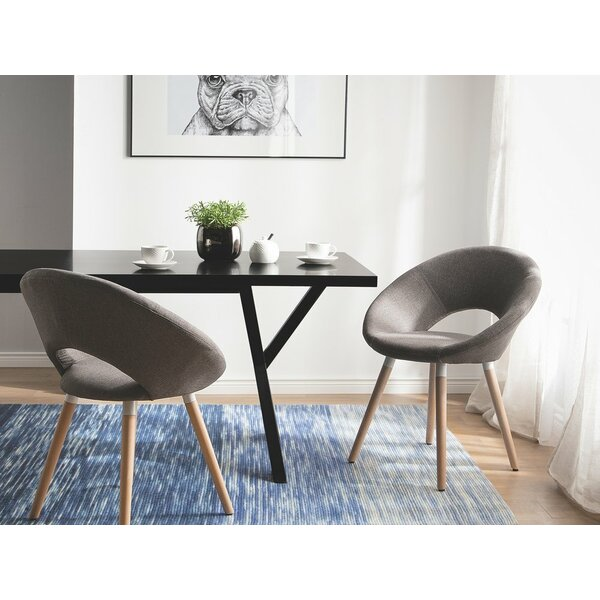 #2 Claudia Upholstered Dining Chair (Set Of 2) By Corrigan Studio Discount
