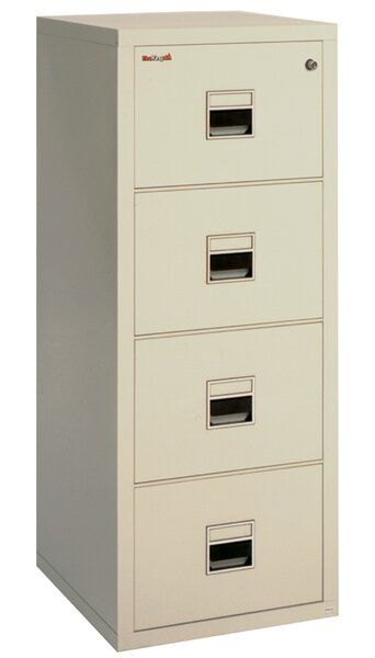Fireproof Vertical Vertical Signature File by FireKing