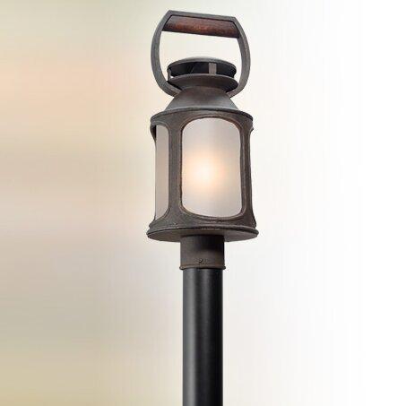 Dawn 1-Light Lantern Head by Loon Peak