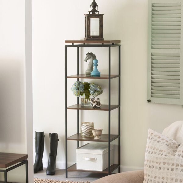 Dunagan Etagere Bookcase By Wrought Studio
