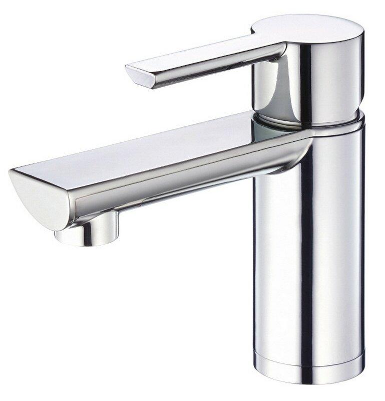 Bathroom Faucet Single Hole danze adonis single handle single hole bathroom faucet & reviews
