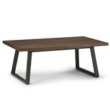 Ryley Sled Coffee Table by 17 Stories