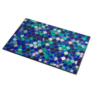 Glass Mosaic Placemat (Set of 4)