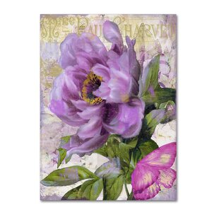 'July' by Color Bakery Graphic Art on Wrapped Canvas by Trademark Fine Art