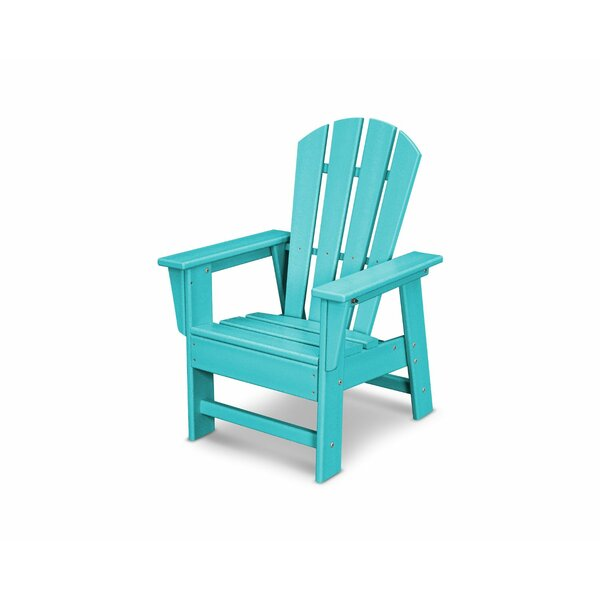 South Beach Kid's Recycled Plastic Adirondack Chair by POLYWOOD POLYWOOD®