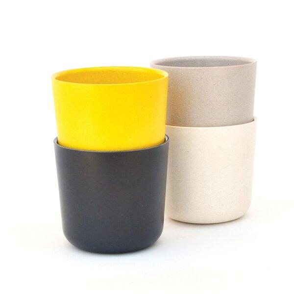 Canton V1 11 oz. Drinkware Set (Set of 4) by Langley Street