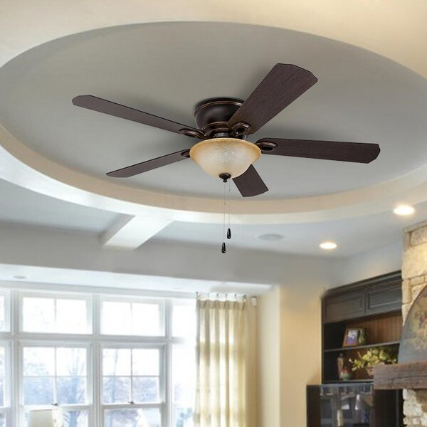 52 Crumbley 5 Blade LED Ceiling Fan by Charlton Home