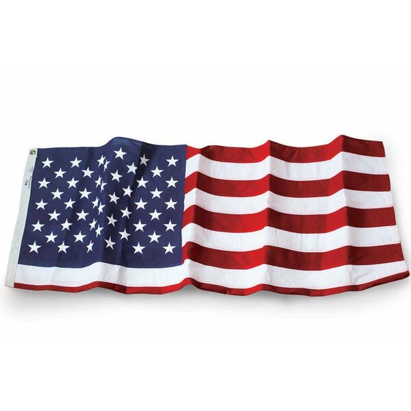 American Embroidered Polyester Flag by U.S. Flag Store