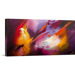 The Dance Within by Jonas Gerard Graphic Art on Canvas by Great Big Canvas