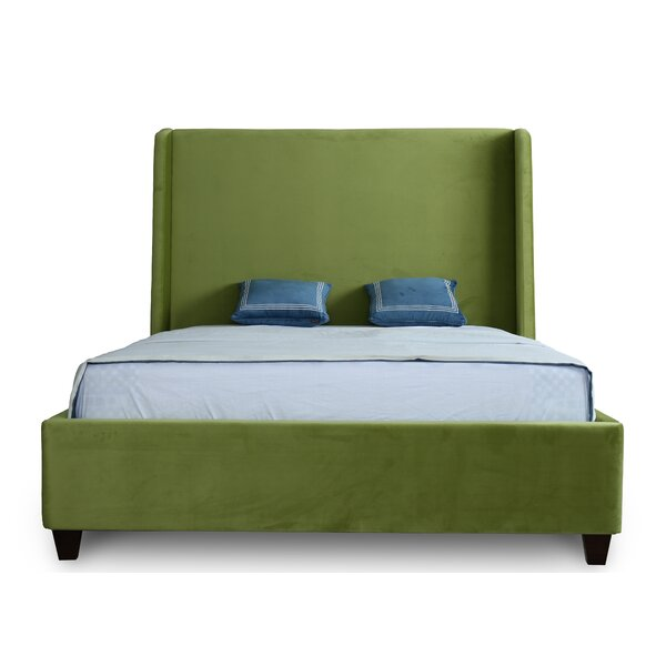 Tucson Upholstered Platform Bed by Latitude Run
