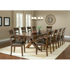 Lovely Fernson 11 Piece Dining Set