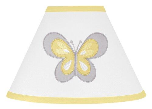 Mod Garden 7 Cotton Empire Lamp Shade by Sweet Jojo Designs