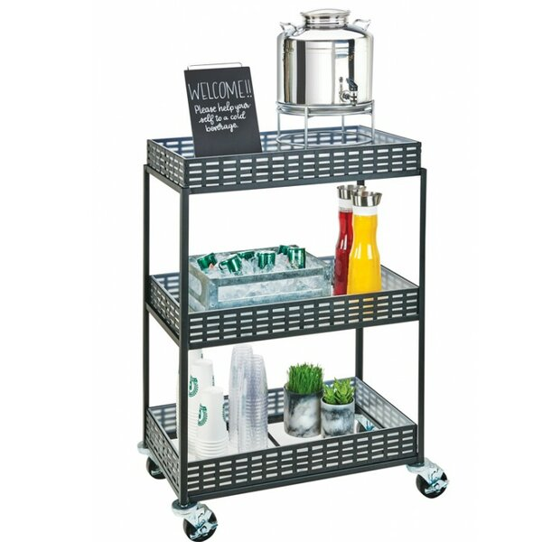 Beverage Cart by Cal-Mil