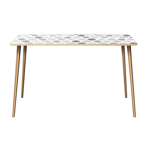 Copher Dining Table by Wrought Studio
