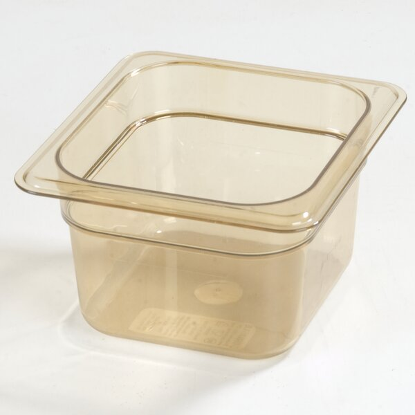 Gastronorm 54.4 Oz. Food Storage Container by Carlisle Food Service Products