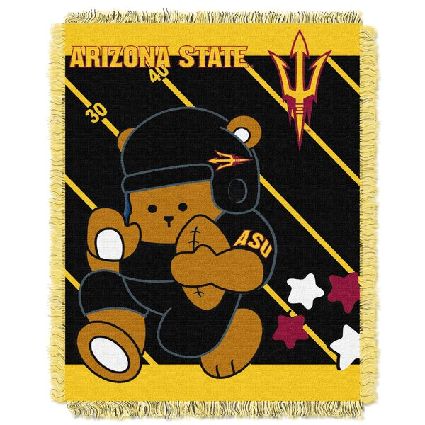 Collegiate Arizona State Baby Blanket by Northwest Co.