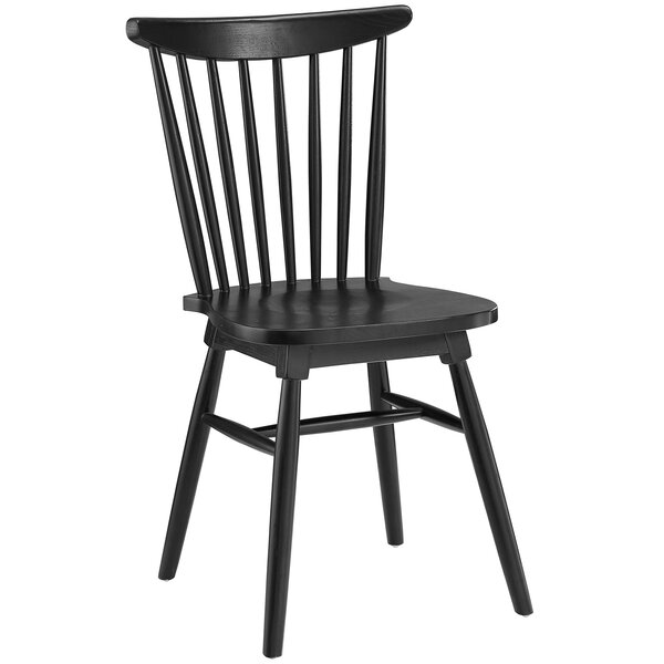 Amble Solid Wood Dining Chair by Modway