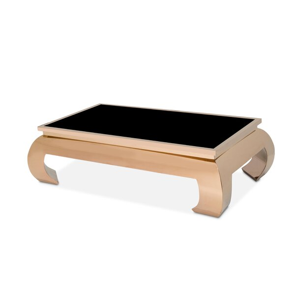 Pietro Coffee Table by Michael Amini