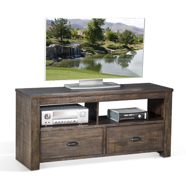 Lulu Solid Wood TV Stand For TVs Up To 78