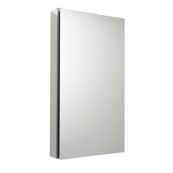 "Fresca Senza 20"" X 36"" Recessed And Surface Mount Medicine Cabinet by Fresca"