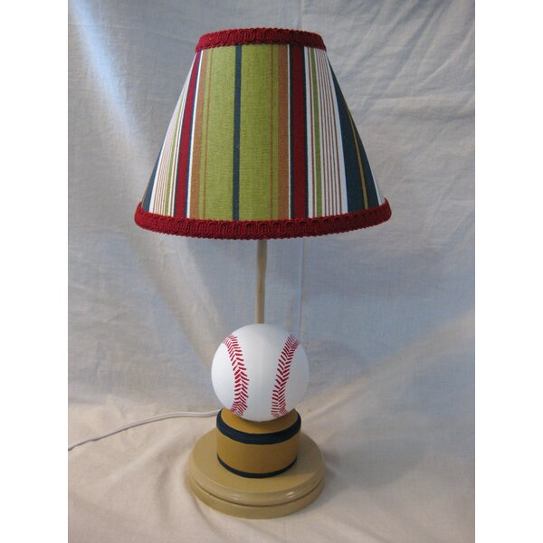 All Star Baseball 16 Table Lamp by Silly Bear Lighting