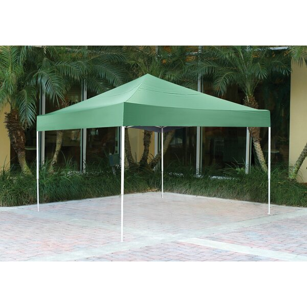 13 Ft. W x 13 Ft. D Steel Pop-Up Canopy by ShelterLogic