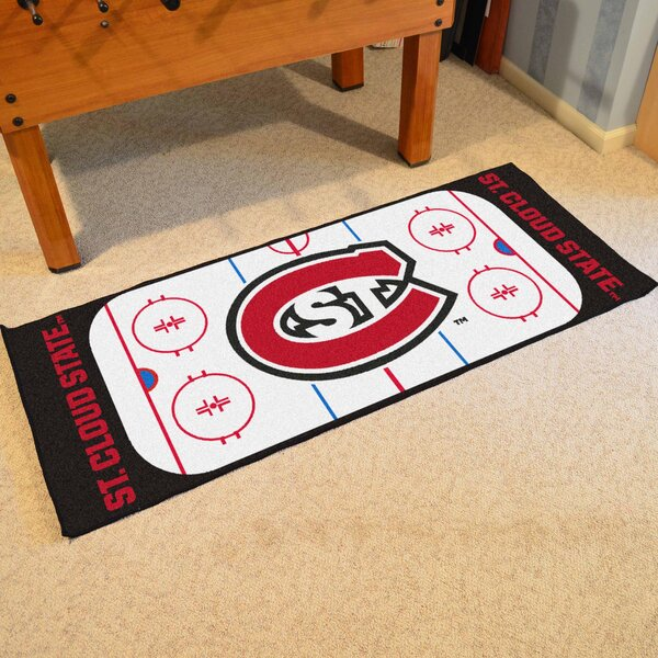 St. Cloud State University Doormat by FANMATS