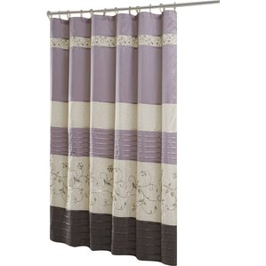 purple and brown shower curtain. Willshire Shower Curtain Purple Curtains You ll Love  Wayfair