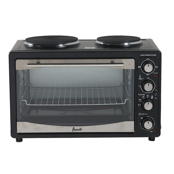 1.1 Cu. Ft. Mini Kitchen Convection Oven by Avanti Products