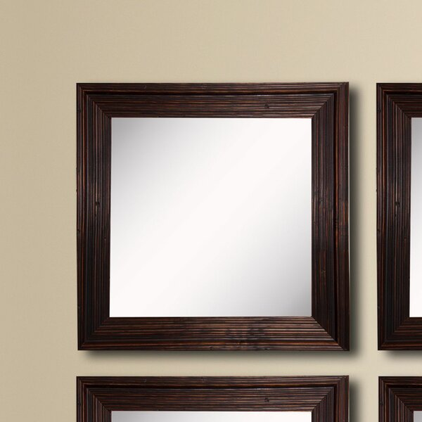 Kimzey Wall Mirror (Set of 4) by Charlton Home