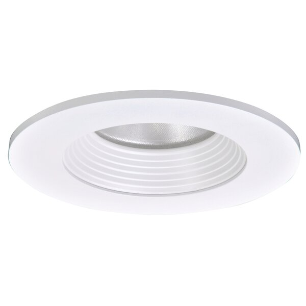 4 in. Recessed Solite Lensed Recessed Trim by Halo